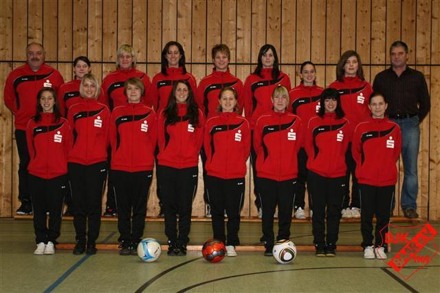 Sportverein Djk Baar 1969 E V Ausstattung Der Damenmannschaft